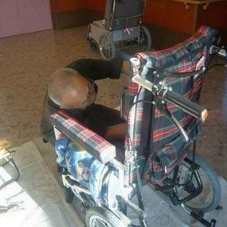 車椅子の安全点検・軽整備・軽修理・清掃・運搬・販売・引き取り(札...