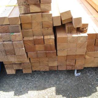 材木  2 値下しました