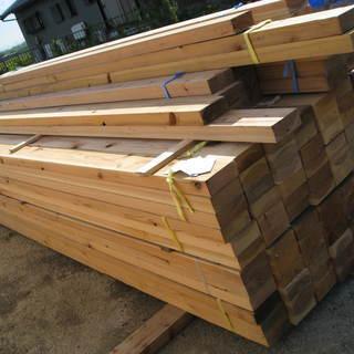 材木  2 値下しました - 桑名市
