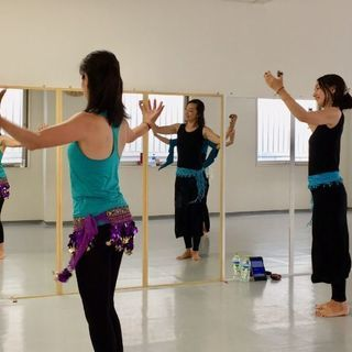 ◆◆ベリーダンスゆっくり隔週1,3(月)お昼 初めてクラス子...