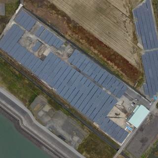 熊本太陽光発電所 1000KW FIT単価は36円  1区画 32...
