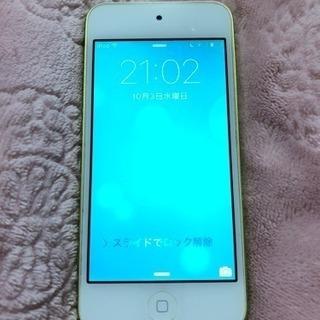 iPod touch 第5世代 64GB 本体のみ