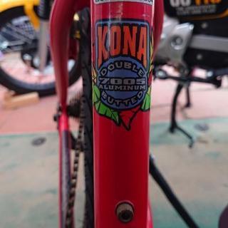 KONAマウンテンバイク