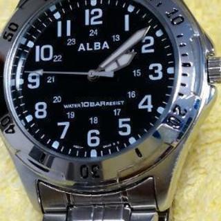 SEIKO ALBA美品腕時計‼️男女兼用ボーイズsize‼️
