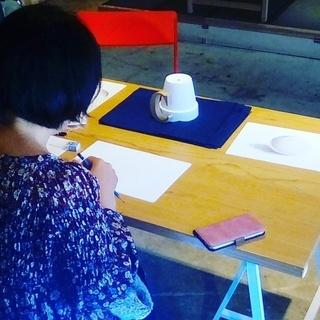10月14日『本気のお絵かき教室』~武蔵新城