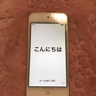 iPod touch 第6世代 128GB 本体と充電器
