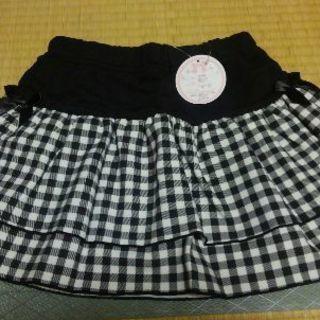 女児 スカート 130