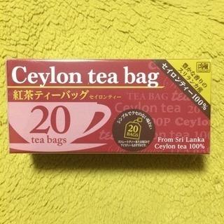 紅茶 セイロンティー ティーバッグ