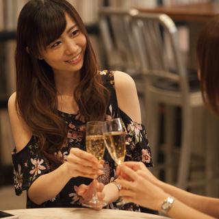 仕事場以外での新たな交友が欲しい方へ!!☆夜カフェ♡ONE♡テーブ...