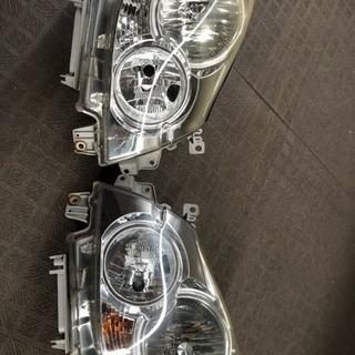 ミラカスタム ヘッドライト 左右セット
