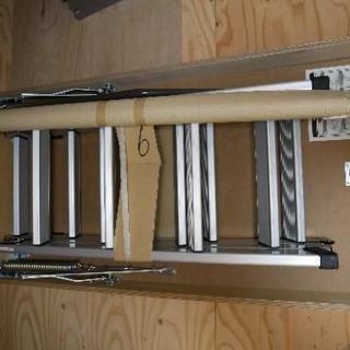 パナソニック電工 天井収納用はしごユニット アルミタイプ(室内専用)