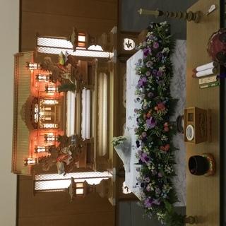 豊田市古瀬間聖苑での御葬式