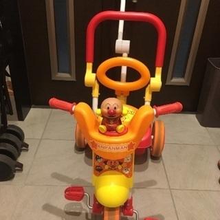 三輪車 アンパンマン