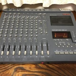 【ジャンク】TASCAM  Porta Studio 488 MkII