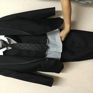ほぼ新品  110センチ 男児3P高級スーツ
