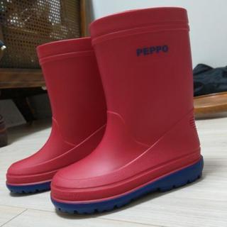 新品 長靴 15 女の子 未使用