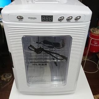 未使用品 冷温庫 25L ポータブル 保冷庫 1ドア 保温 小型...