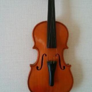 【ジャンク品】分数バイオリン