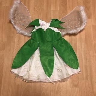 ティンカーベル衣装♡兼ドレス