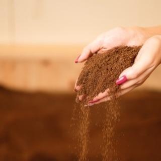 ボカシ肥料。最高の肥料や土壌改良材として。
