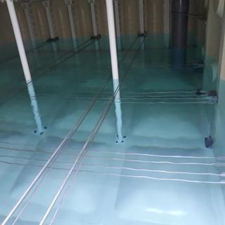 貯水槽組み立て 貯水槽リニューアル工事 - 横浜市
