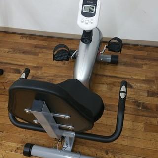 フィットネスバイク リカンベントバイク 家庭用 DK-8304R ...