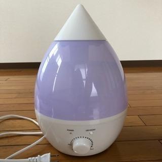 LED付き ミスト式 加湿器