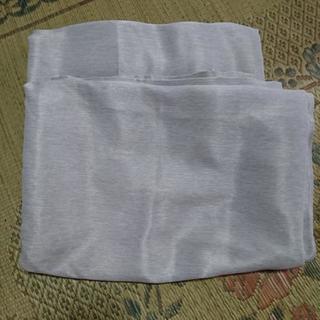 美品 カーテン