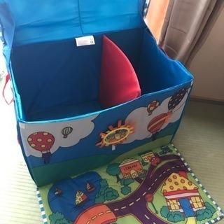sassy おもちゃ箱