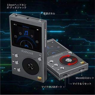 値下げ!!  新品未使用 !!  デジタル オーディオ プレーヤ...