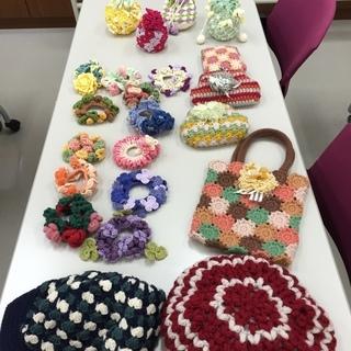 皆でわいわい楽しくEnjoy knit・クチュリエ教室