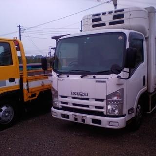 Isuzu Freezer truck エルフトラック