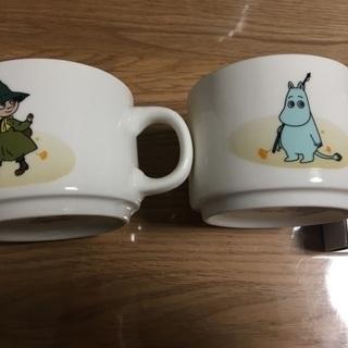 ムーミンスナフキンマグカップ