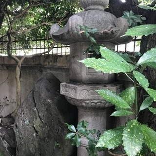 石灯籠 ×4
