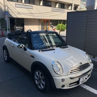 ジモティ限定特価‼︎ミニ★クーパーコンバーチブル★車検31年9月迄‼︎