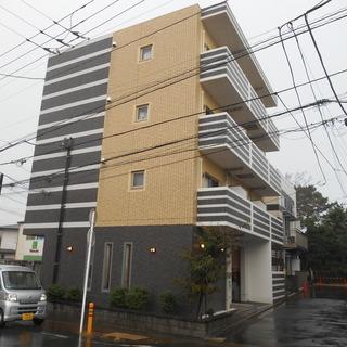 鉄筋コンクリート造4階建て 「フィオーレ茅ケ崎」