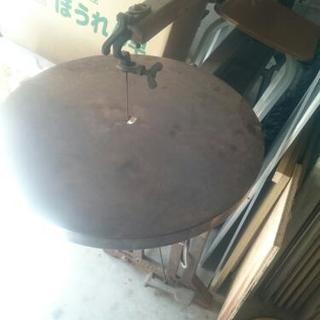 糸鋸盤(フトコロ1メートル)♦値下げ♦
