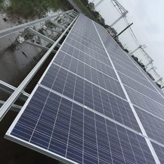 初心者大歓迎!太陽光パネル設置業務!!