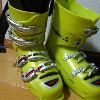 スキーブーツ FISHER RC4 26㎝