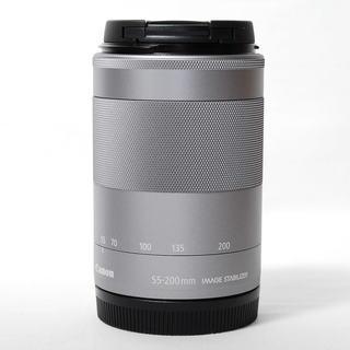 新品 EF-M55-200mm F4.5-6.3 IS STM ...