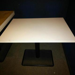 長方形テーブル 4つ