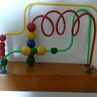 知育玩具 educo(エデュコ) の木のおもちゃ ルーピング ビー...