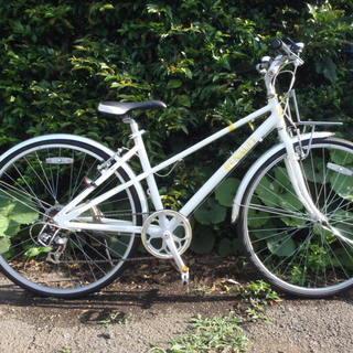 ルノーのクロスバイク 中古自転車 193