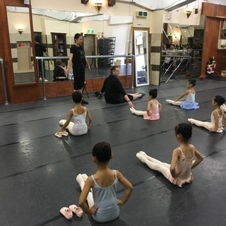 西川口で本格的なバレエ始めませんか?