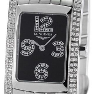 ロンジン ドルチェビータ ダイヤ 腕時計 L55020516 L...