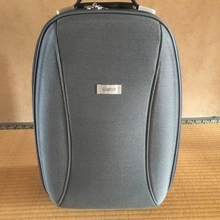 スーツケース布製