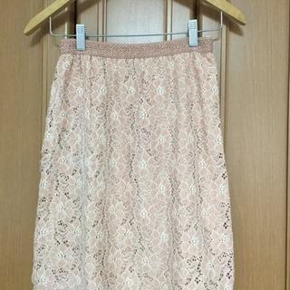 エニィスィス any SiS レースタイトスカート