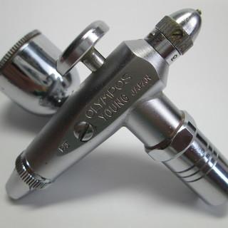 オリンポス ピースコン・ヤング8 エアブラシ