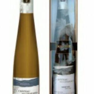 (京都市内配達無料)シャトーデシャルムアイスワイン甘口 375ml