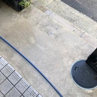 【プロバンスグループ】お家の★コンクリ車庫 外壁 汚れてませんか? - 小野町